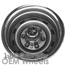 Picture of Jeep CHEROKEE (1975-1976) 15x8 Steel Black 10 Slot [01065]