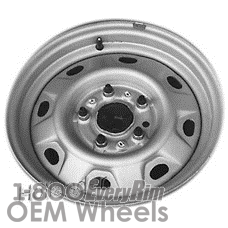 Picture of Ford AEROSTAR (1986-1989) 14x5 Steel Silver 8 Hole [01290]