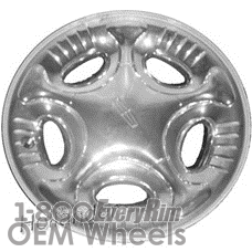 Picture of Lincoln NAVIGATOR (2000-2001) 17x7.5 Steel Chrome 5 Spoke [03391]