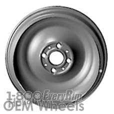 Picture of Mini CLUBMAN (2008-2014) 15x3.5 Steel Grey  Solid Disc [59358]