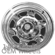 Picture of Toyota 4 RUNNER (1984-1985) 15x6 Steel Chrome 6 Spoke [69192A]