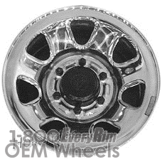 Picture of Toyota 4 RUNNER (1992-1995) 15x7 Steel Chrome 7 Spoke [69319]