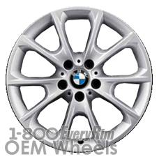 1 800everyrim bmw 320i 2012 2015 18x8 aluminum alloy chrome BMW Mercedes V picture of bmw 320i 2012 2015 18x8 aluminum alloy chrome 5 v spoke