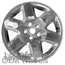 Picture of Land Rover RANGE ROVER SPORT (2006-2013) 19x8 Aluminum Alloy Black 6 Spoke [72191C]