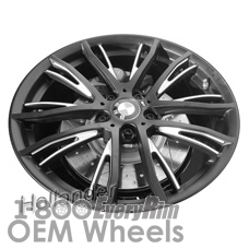 Picture of BMW 228i (2014-2016) 19x7.5 Aluminum Alloy Chrome 10 Y Spoke [86139]