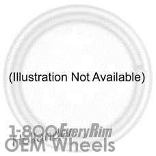 Picture of Pontiac LeMANS (1973-1976) 15x7 Steel Black  Honeycomb Spoke [00965]