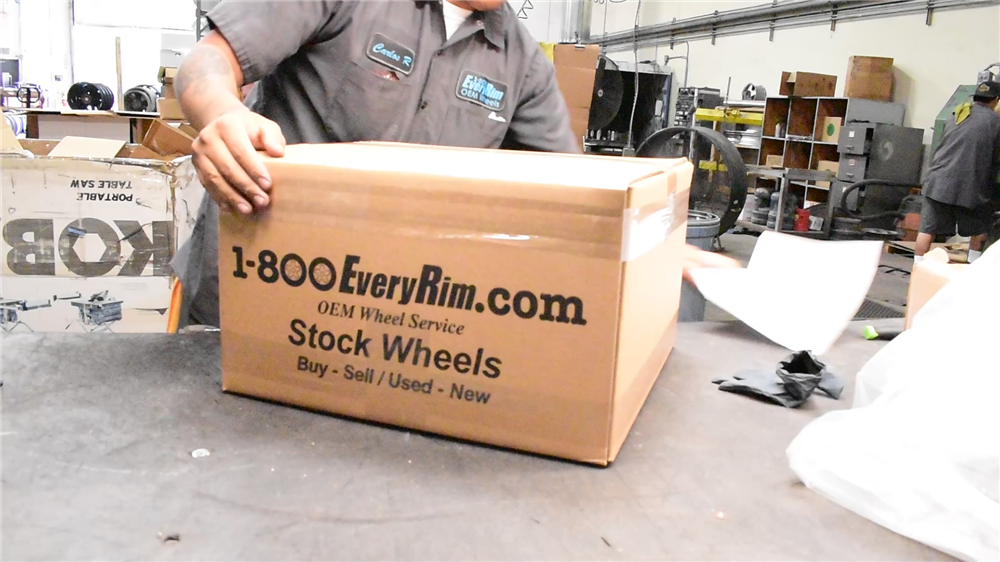 1-800EveryRim shipping wheels