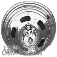 Picture of Plymouth TRAILDUSTER (1976-1979) 15x8 Steel Chrome 5 Slot [01071]