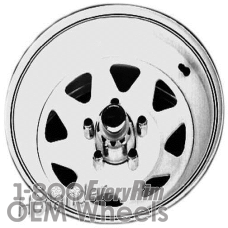 Picture of Plymouth TRAILDUSTER (1976-1979) 15x8 Steel White 8 Spoke [01072]
