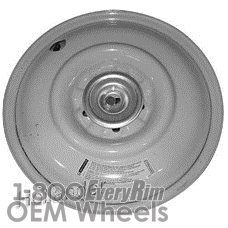 Picture of Mazda 5 (2006-2016) 16x4 Steel Grey  Solid Disc [64875]