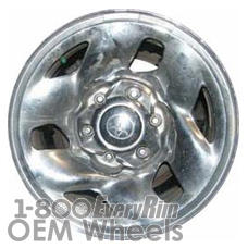 Picture of Toyota TACOMA (2001-2004) 16x7 Steel Chrome 6 Spoke [69412A]