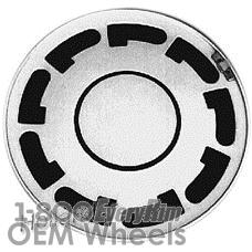 Picture of Volkswagen JETTA (1986-1989) 14x6 Aluminum Alloy Silver 9 Slot [69660]