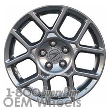 Picture of Acura TL (2007-2008) 17x8 Aluminum Alloy Chrome 10 Spoke [71763]
