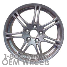 Picture of Acura CSX (2008-2011) 17x7 Aluminum Alloy Chrome  (for use with TPMS Sensor) 7 Double Spoke [71764A]