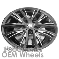 Picture of BMW 228i (2014-2016) 19x8 Aluminum Alloy Chrome 10 Y Spoke [86142]
