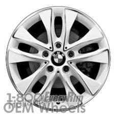 Picture of BMW 228i (2014-2016) 17x7.5 Aluminum Alloy Chrome 10 Spoke [86152]