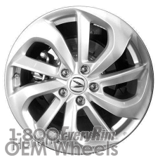 Picture of Acura RDX (2016-2018) 18x7.5 Aluminum Alloy Chrome 10 Spoke [71836]